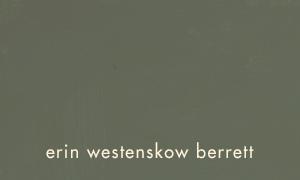 Erin Westenskow Berrett - Fine Art